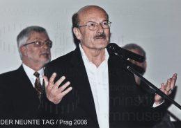 DER NEUNTE TAG // Fotos / Veranstaltungsfotos / tschech. Premiere, 2