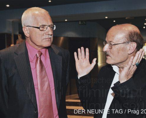 DER NEUNTE TAG // Fotos / Veranstaltungsfotos / tschech. Premiere, 3