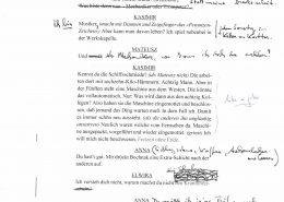 """STRAJK // Vorbereitungsmaterial / Drehbuchauszug """"Die Legende von Anna Walentynowicz"""", 4"""
