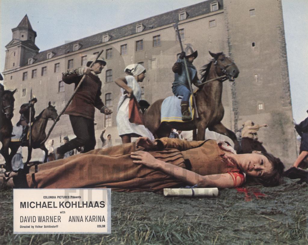 MICHAEL KOHLHAAS - DER REBELL // Aushangfoto 1
