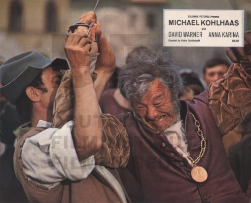 MICHAEL KOHLHAAS - DER REBELL // Aushangfoto 5